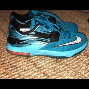 Nike KD7  Laquer Blue